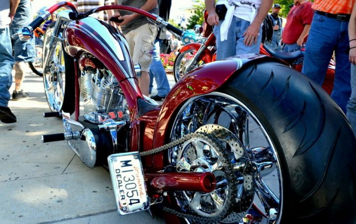 Come Experience The Fall Bike Rally This Weekend